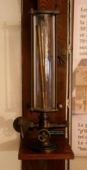 Cormeilles - La distillerie Busnel - Pèse-alcool