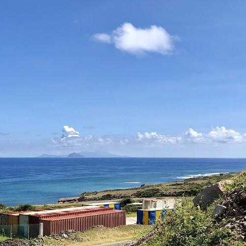 stkittsandnevis oct2018 nevis caribbean westindies redonda montserrat scenery