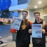 Kyle Behiels and Ryan Hampe (MVB Sept 2018)