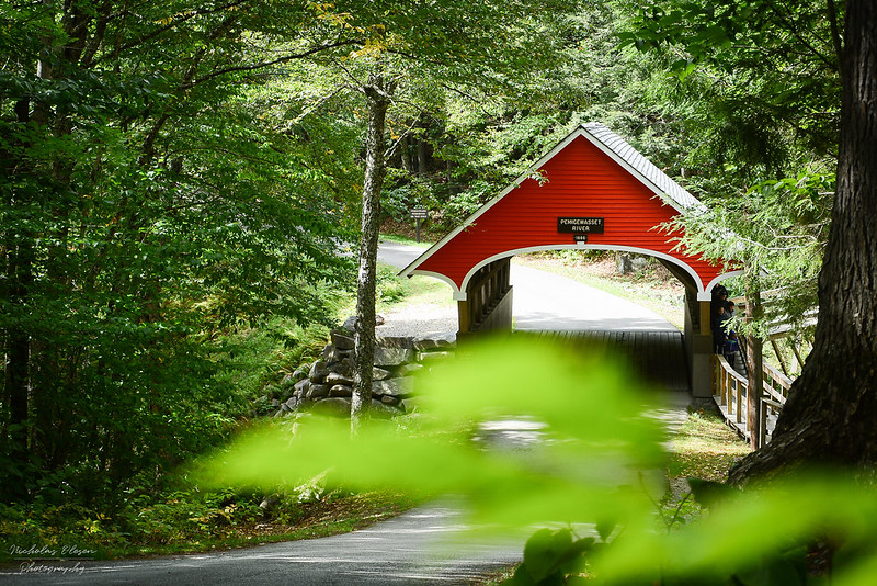 USA | Flume Covered Bridge