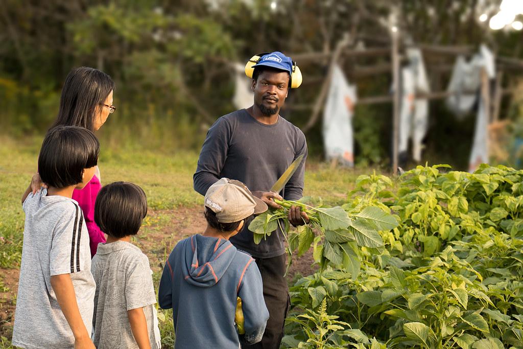 Madoc Practical Skills Camp 2018