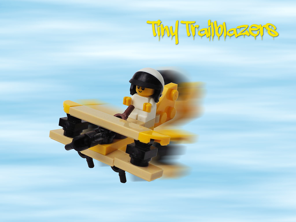 Tiny Trailblazers: Pilot (B)