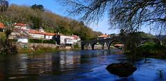 Ponte Maceira (La Coruña, Sp) - Puente histórico
