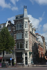 Amsterdam cornerhouse