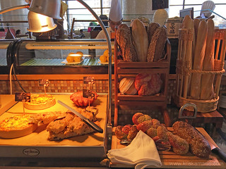 Breads at the Play House Brunch