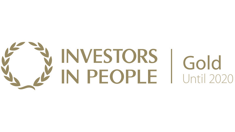 IIP gold accreditation