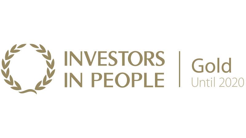 IIP gold accreditation