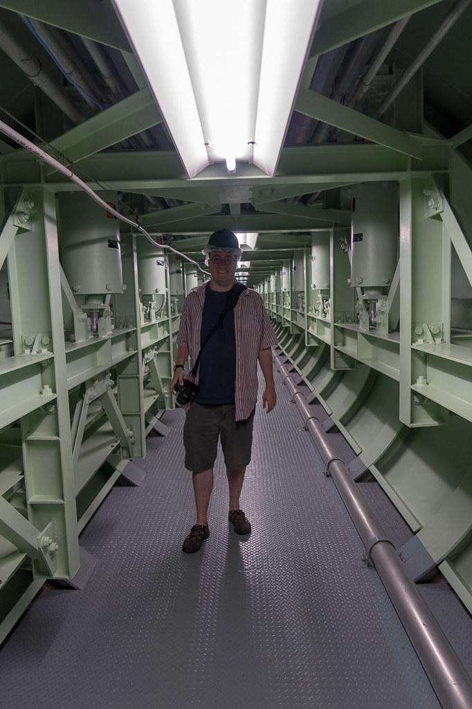 Ken at Titan Missile Museum