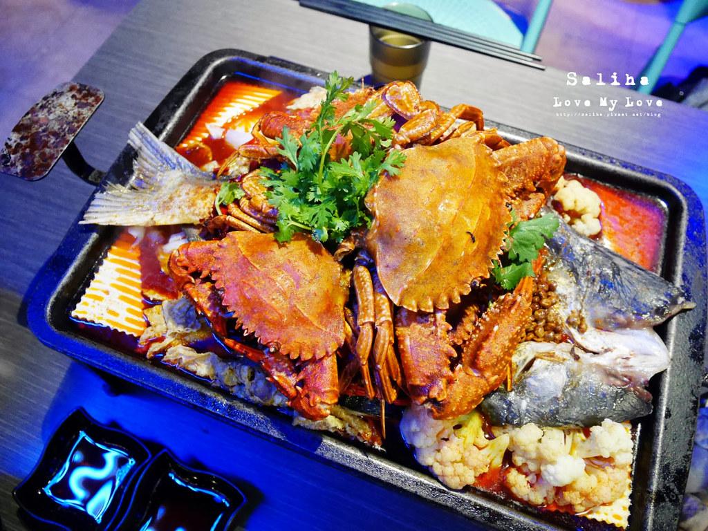 新北中和必吃海鮮餐廳美食火鍋大推水貨炭火烤魚中和店 (5)