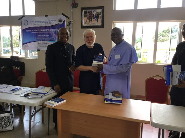 Training Workshop at Godfrey Okoye University, Nigeria, 23-26 October 2018