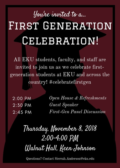 2018 FG Celebration - Sierrah Anderson