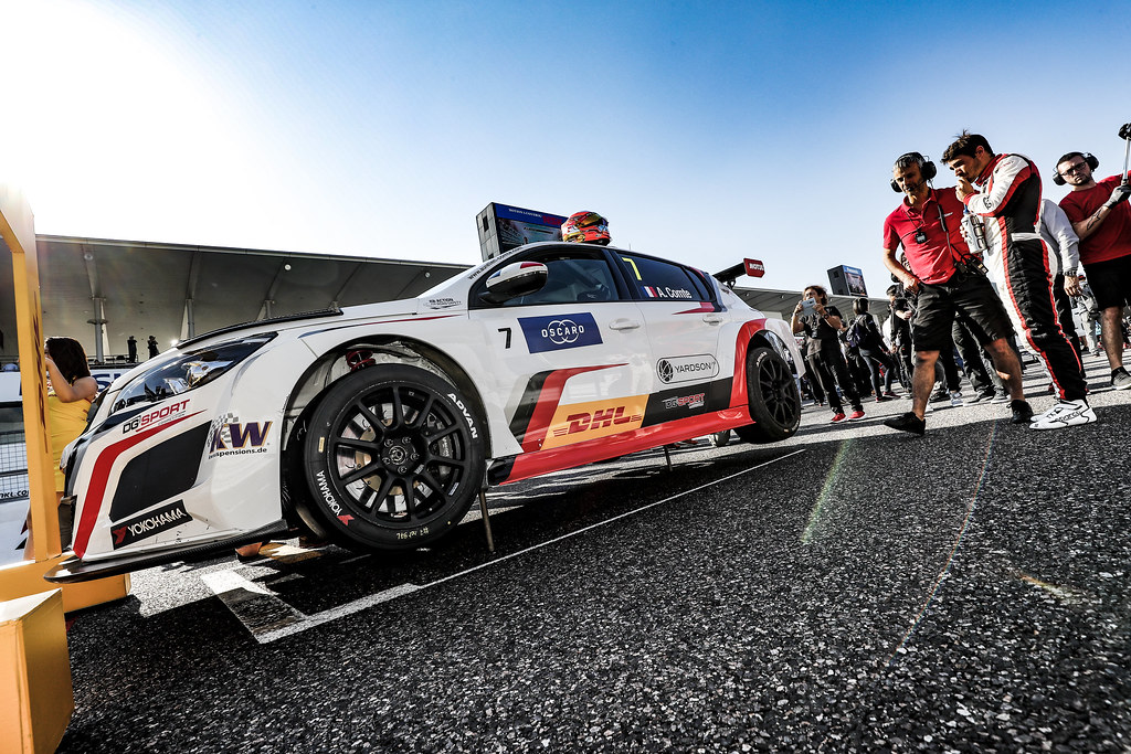 07 COMTE Aurelien, (fra), Peugeot 308 TCR team DG Sport Competition,  during the 2018 FIA WTCR World Touring Car cup of Japan, at Suzuka from october 26 to 28 - Photo Clement Marin / DPPI
