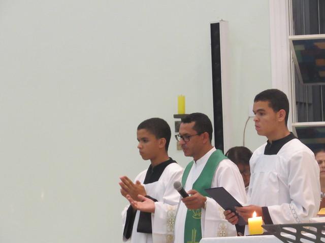 Santa Missa de Encerramento da Semana Missionária 2018
