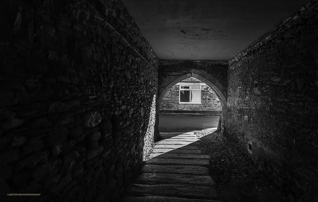 Lostwitheil, Ancient Passageway., Nikon D810, AF-S Nikkor 24mm f/1.8G ED