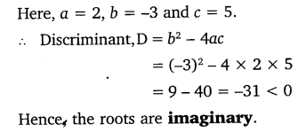 NCERT Solutions for Class 10 Maths Chapter 4 Quadratic Equations 40