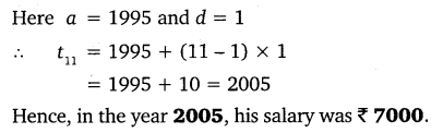NCERT Solutions for Class 10 Maths Chapter 5 Arithmetic Progressions 44