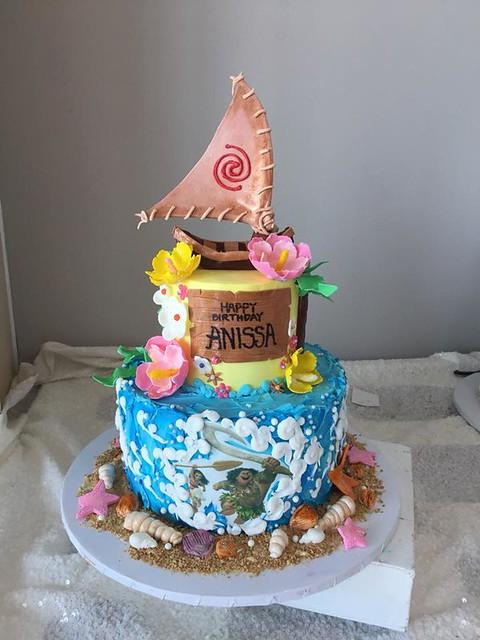 Cake by Paris House Cakes