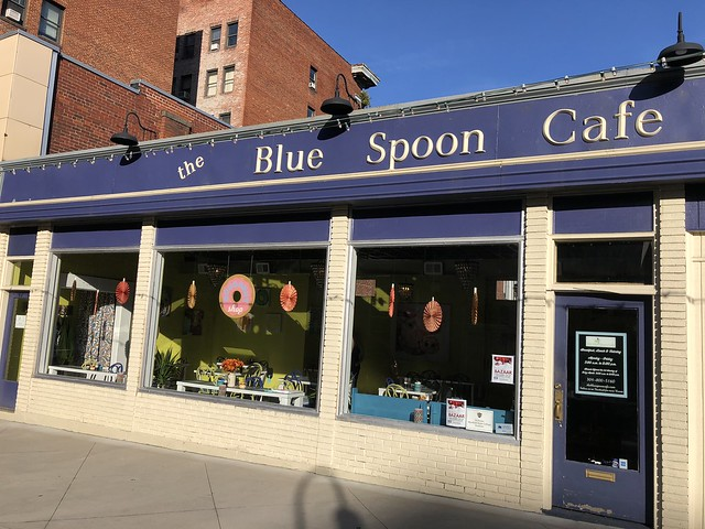 Blue Spoon Cafe