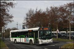 Heuliez Bus GX 337 - Quérard Voyages (Fast) / TAN (Transports en commun de l'Agglomération Nantaise) n°2020