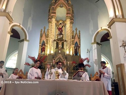 Últimas novenas e Missa da Festa de São Francisco em Ipu