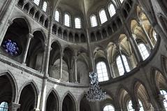 The southern transept - Photo of Buzancy