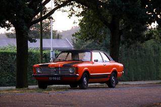 1972 Ford Taunus 1600