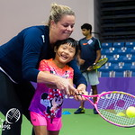 WTA Charities Come Play Clinic
