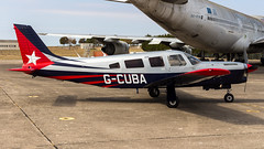 Piper PA-32R-301T G-CUBA Private - Photo of Vineuil