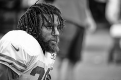 Faces of Chiefs Training Camp 2018
