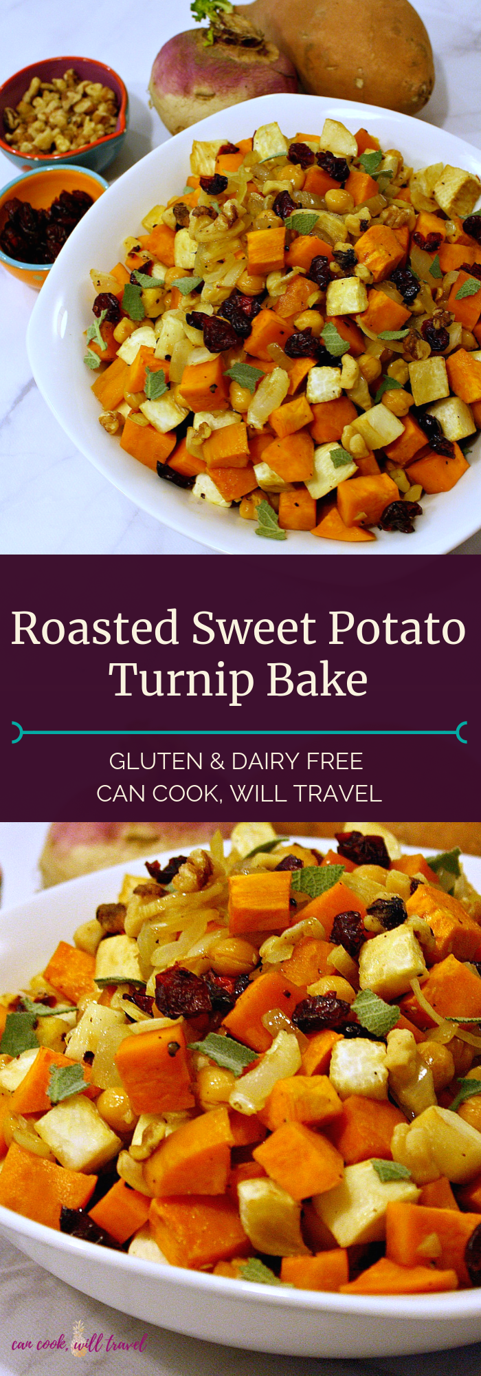 Roasted Sweet Potato Turnip Bake_Collage1