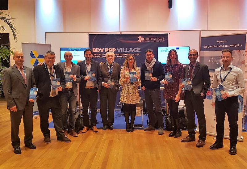 European Big Data Value Forum 2018 in Vienna