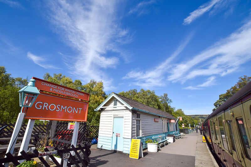 NYM - North Yorkshire Moors Railway - Day trips from York