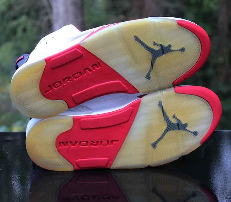 sports shoes 67b31 bdee0 ... Nike Air Jordan Son of Mars Fire Red White Black 512245-112 Men s Size  10
