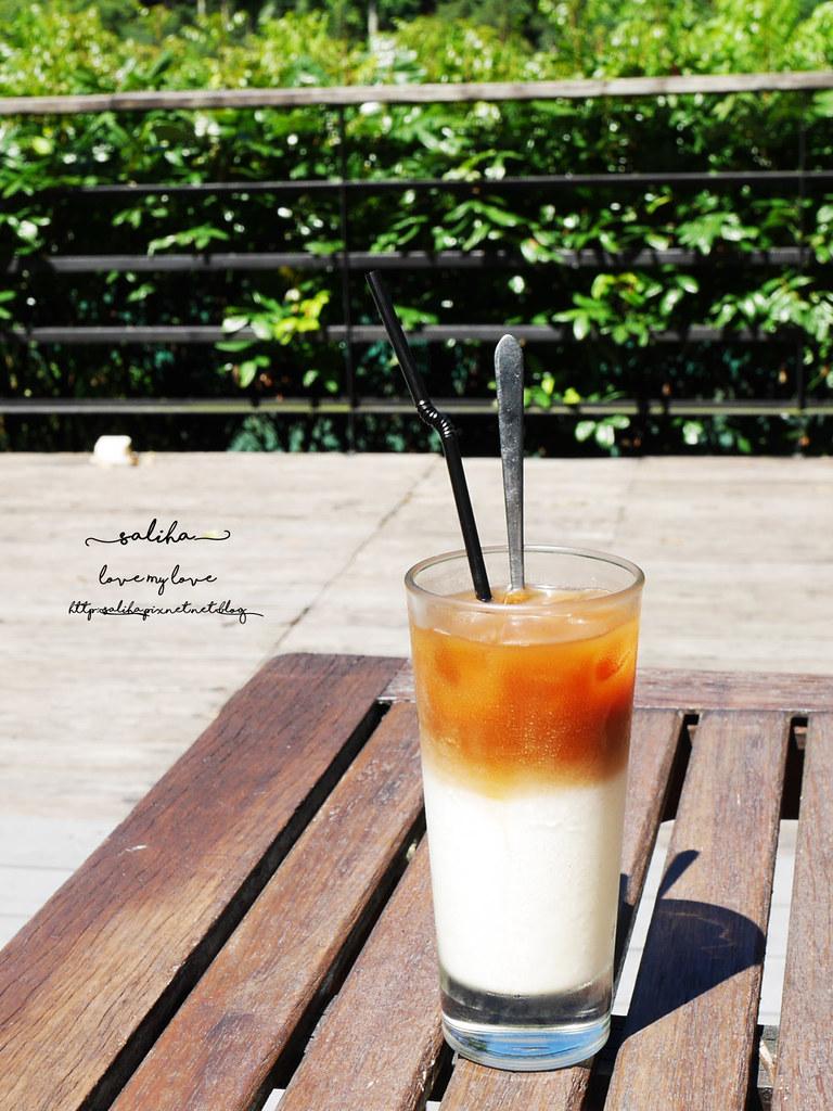 烏來一日遊景點行程La Villa Wulai景觀咖啡下午茶鬆餅 (4)