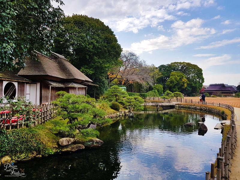 okayama garden lake house