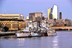 HMS Belfast, Nikon D3100. DSC_0058.
