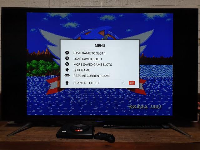 「SEGA MD 復古遊戲機」經典再現感動滿載,內建85款經典遊戲/電視遊樂器 - 31