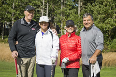 2018-10-19 Golf - Southcoast Health Jack Joanna Dresser John Surdeck Joan Kelly