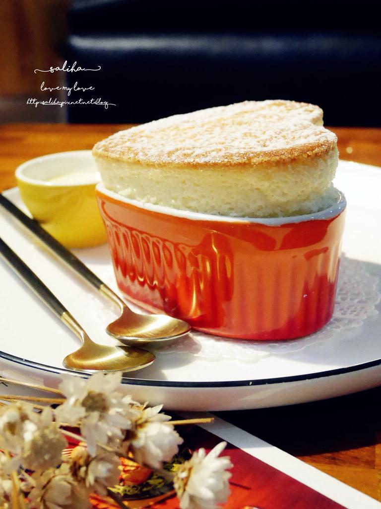 台北信義安和站Le Partage樂享小法廚好吃法式甜點舒芙蕾咖啡下午茶推薦 (2)
