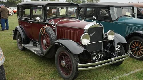 1930 Studebaker Dictator Classic Car.