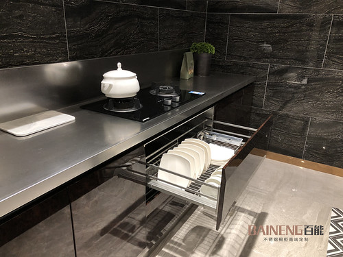 china kitchen cabinet two