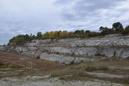 reserve géologique de Tercis les bains