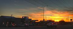 DQ sunset