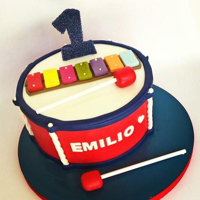 Cake by Gardner Cakes