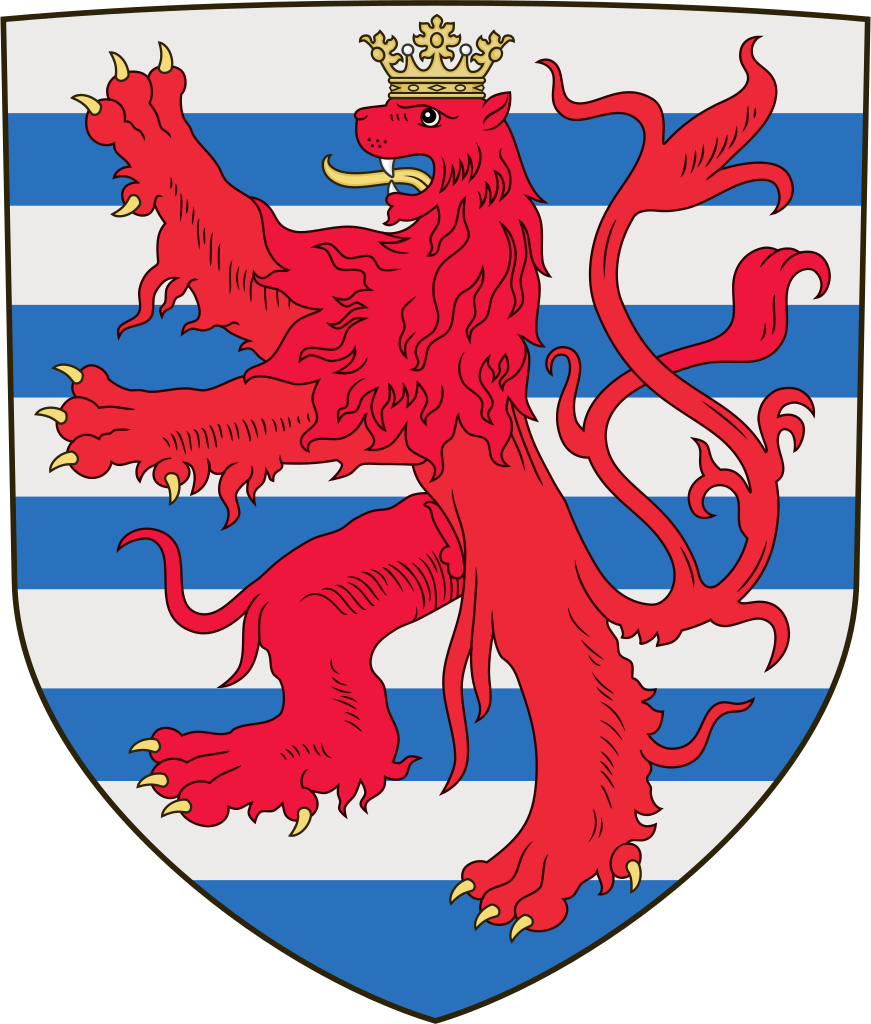 Arms of the Grand Duchy of Luxembourg