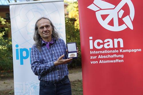 IPPNW-Team Berliner Geschäftsstelle