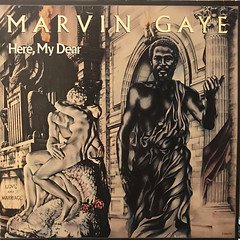 MARVIN GAYE:HERE, MY DEAR(JACKET A)