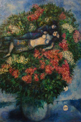 Lovers among Lilacs  The MET(4c)