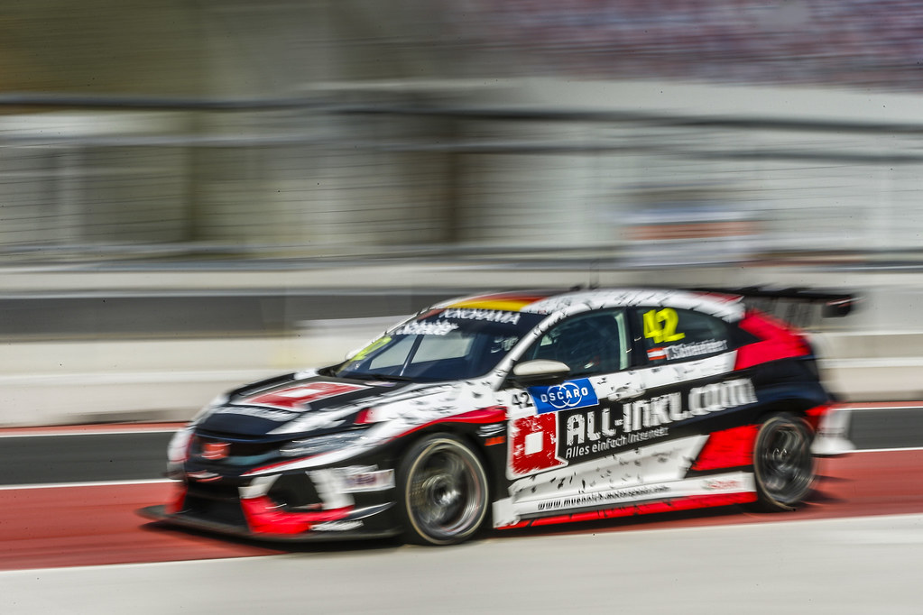 42 SCHEIDER Timo, (deu), Honda Civic TCR team ALL-INKL.COM Munnich Motorsport, action during the 2018 FIA WTCR World Touring Car cup of China, at Ningbo  from September 28 to 30 - Photo Jean Michel Le Meur / DPPI