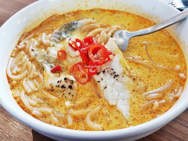 Glow - Laksa With Barramundi & Brown Rice Glass Noodles